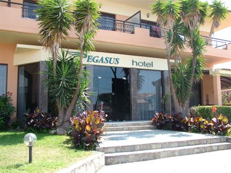Pegasus Hotel Roda Corfu