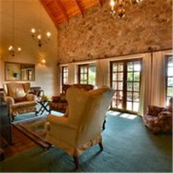 Waterfalls Lodge Lounge