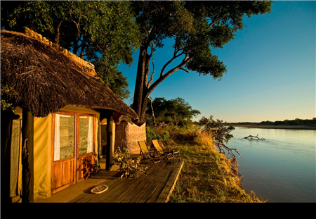 Chalet by The Luangwa River