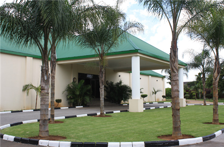 Conference Building