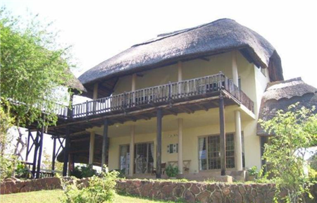 Nzou Lodges