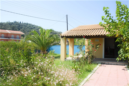 Villa in sidari