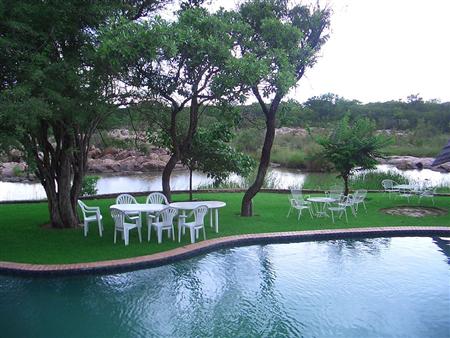 Nyangombe Safari Lodge