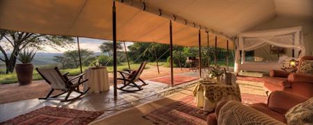 Cottar's 1920's Safari Camp & Private House