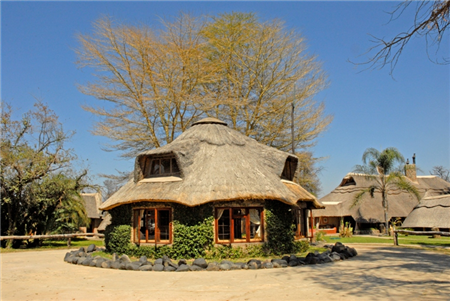 Pamuzinda Lodge