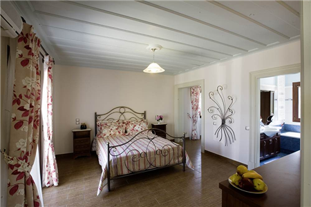 Villa Argyro, Kassiopi, Corfu