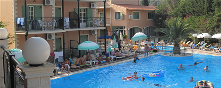 Philippos Apartments, Kassiopi, Corfu
