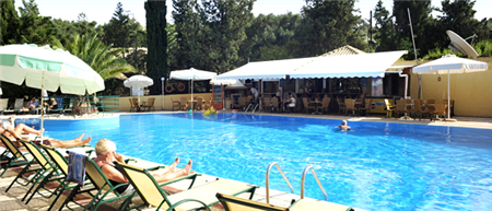Philippos Apartments, Kassiopi, Corfu (swimming pool)